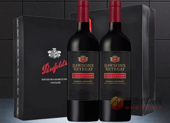 奔富葡萄酒價格貴嗎,奔富黑金西拉赤霞珠葡萄酒多少錢