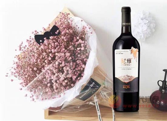 尼雅葡萄酒价格贵吗,尼雅星光特酿葡萄酒多少钱