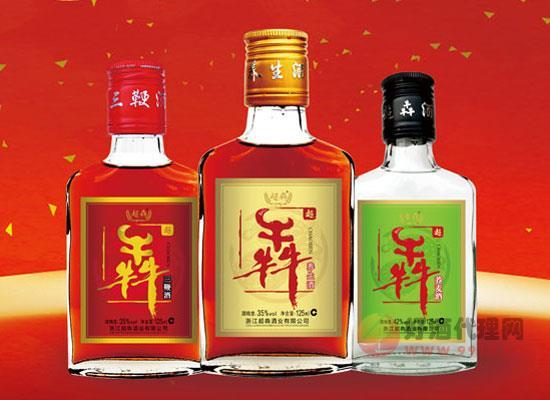浙江超犇酒业有限公司招商!