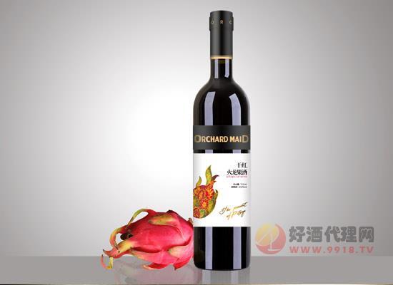火龙果酒应该怎么做,火龙果酒的酿制方法大全