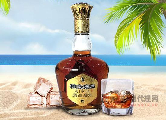 椰岛海王酒有什么好处,椰岛海王海参酒营养价值