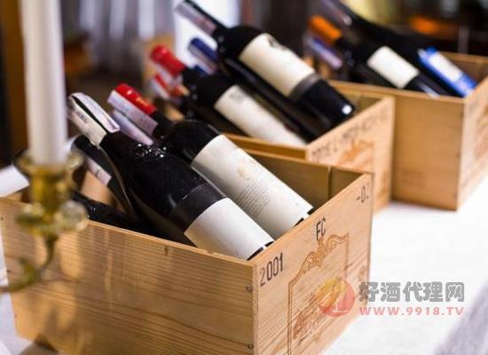 葡萄酒倾斜着存放是为什么 红酒斜放的目的
