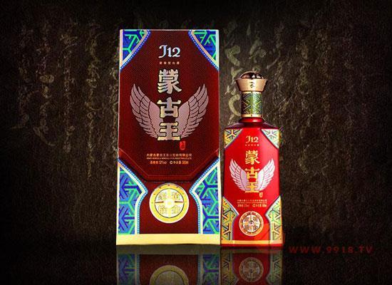 內蒙古有什么特產酒,蒙古王黃金家族j12適合送禮嗎