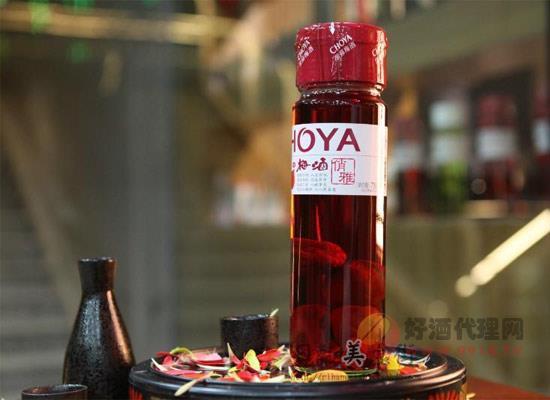 俏雅紫蘇蜂蜜梅酒好喝嗎,產品優勢有哪些