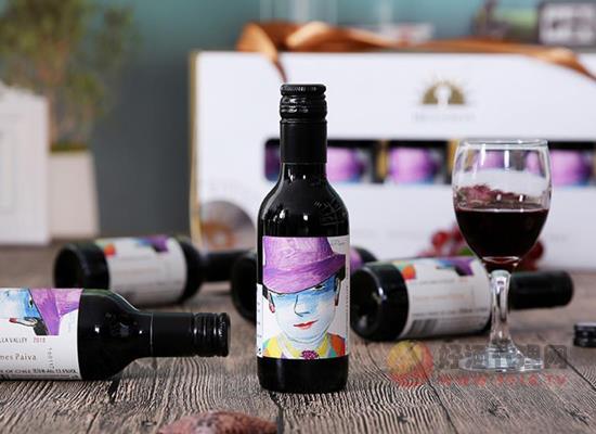 西拉小瓶红酒价格 詹姆士侯爵干葡萄酒多少钱