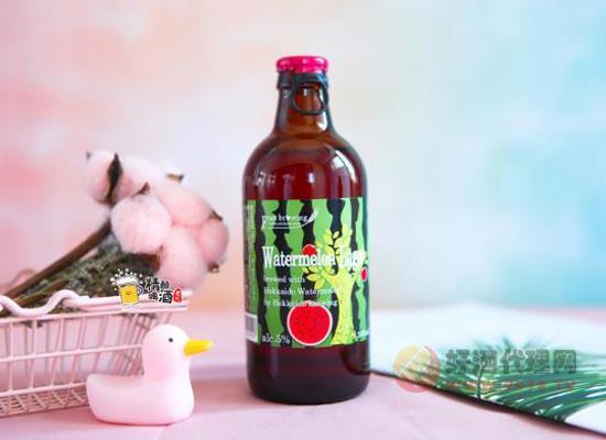 小樽果酿西瓜拉格啤酒六瓶多少钱 西瓜拉格啤酒贵吗