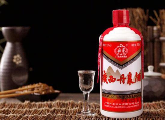 丹泉酒哪种比较好,丹泉洞藏经典53度口感如何