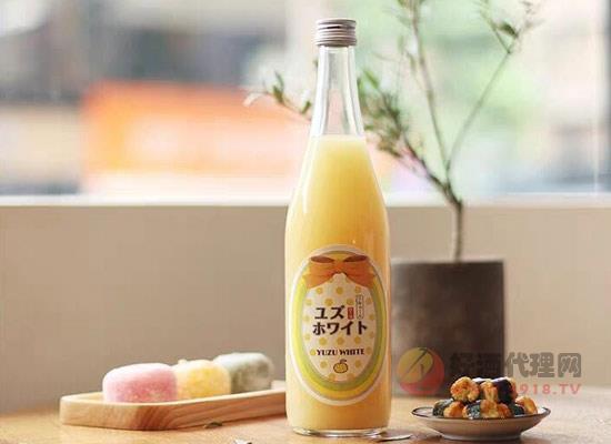 乳酸菌可以釀酒嗎,日本乳酸菌柚子酒的特色有哪些