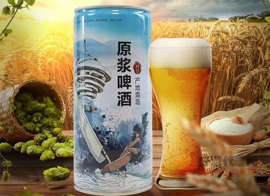 青岛崂世家啤酒多少钱,崂世家精酿原浆啤酒整箱价格