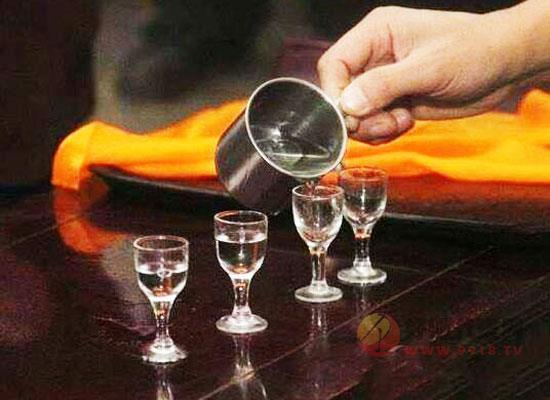 武松为什么能喝酒,白酒的三个常见误区