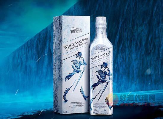 尊尼獲加權力的游戲威士忌值得買嗎,全新風味濃郁果香