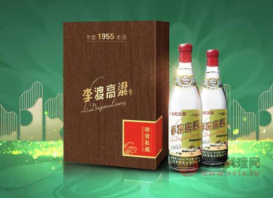 李渡1955酒为什么这么贵,始于元代古法传承