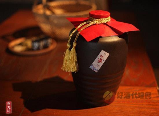 壇裝紹興黃酒為什么要用荷葉覆口,荷葉覆口的好處有哪些