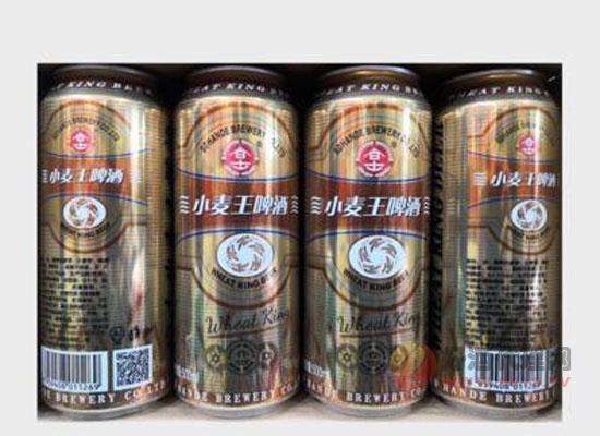 百士啤酒500ml多少钱,百士小麦王啤酒罐装整箱价格