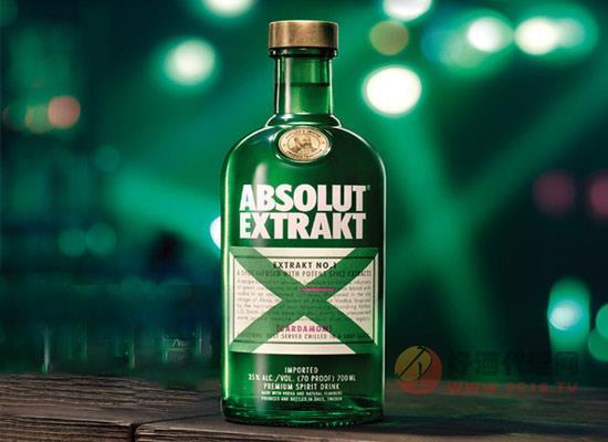 绝对X伏特加怎么样,饮用方法有哪些