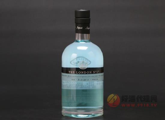 伦敦一号蓝瓶金酒价格是多少,好喝吗