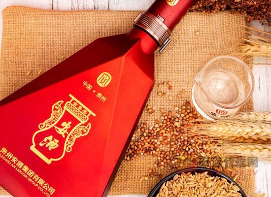 多彩貴州,安酒紅鉆,53度安酒好喝嗎