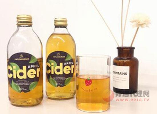 西打酒是什么酒,德国凯特伦堡苹果西打酒好喝吗
