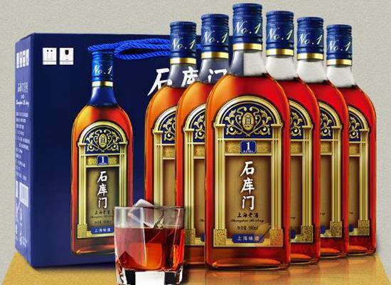 石庫門藍牌一號黃酒好喝嗎,一箱價格是多少