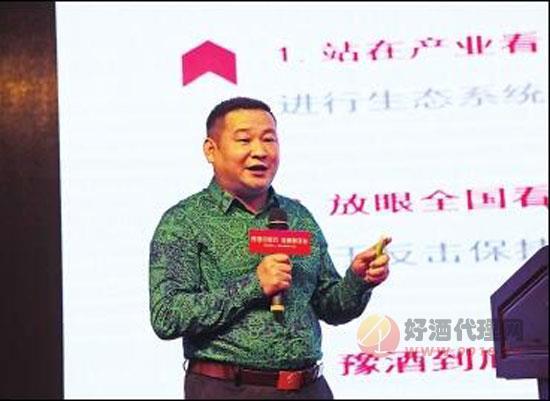 鄭州亮劍咨詢牛恩坤:站在行業看白酒豫酒要反思七個問題!