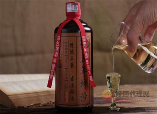 御奢坊15年坤沙酒一箱多少钱,珍藏15年酒价格及图片介绍