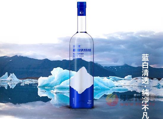 安特冰川湾伏特加怎么样,一款来自国产的酒水饮料