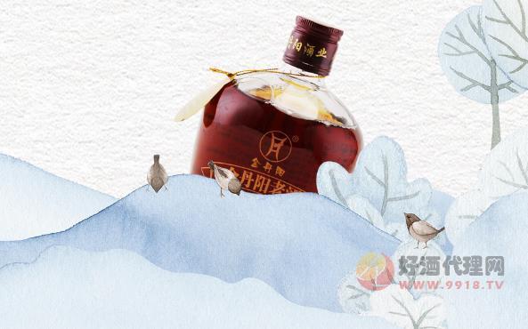 金丹阳雪雕黄酒多少钱一瓶,价格及图片介绍