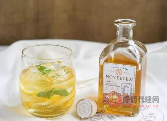 諾味茶酒適合當生日禮物嗎,這款酒的特色有哪些