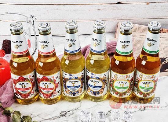 誘惑9號啤酒多少錢一瓶,丹麥誘惑啤酒價格