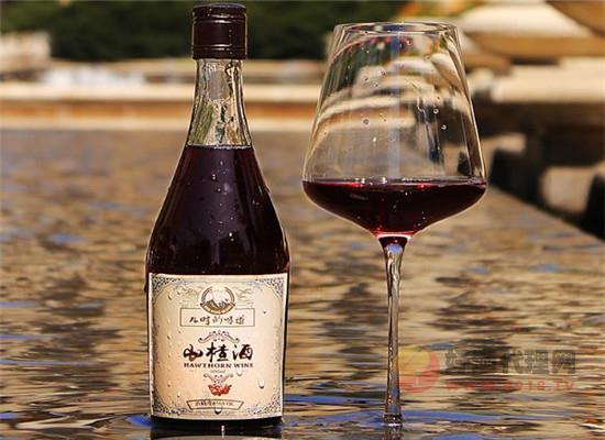 通化斯葡瑞山楂酒多少钱一瓶,价格贵吗