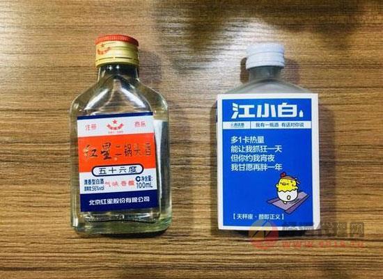 江小白和二锅头哪个更好,日常饮酒你怎么选