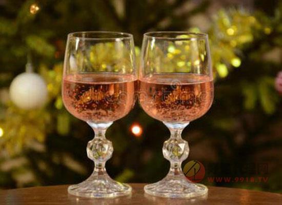桃紅葡萄酒的口感怎樣,桃紅和干紅有什么區別