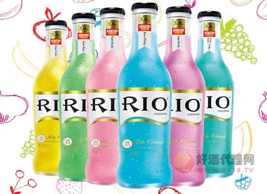 RIO預調藍玫瑰果香雞尾酒價格貴嗎,多少錢一套