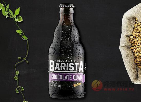 巧克力味黑啤有哪些,比利時卡斯特烈性黑啤