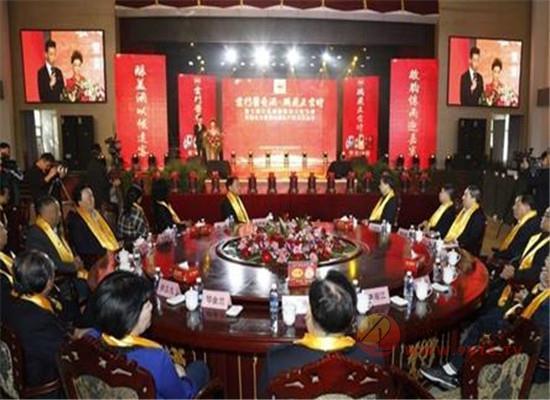 云門醬香酒,騰飛正當時,第七屆江北洞藏醬酒文化節盛大開幕