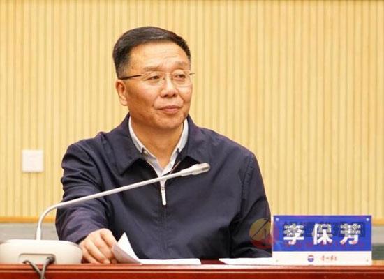 茅臺李保芳:看一個企業,不僅要看市值也要看它的營收!