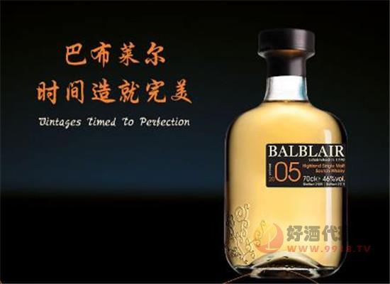 巴布萊爾威士忌700ml貴嗎,一瓶價格