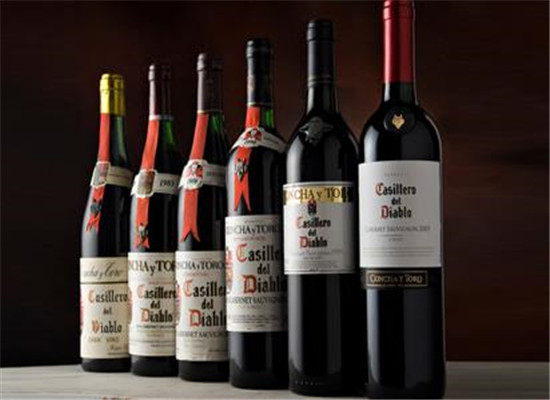 智利什么牌子的葡萄酒好喝,好喝的智利葡萄酒品牌大全