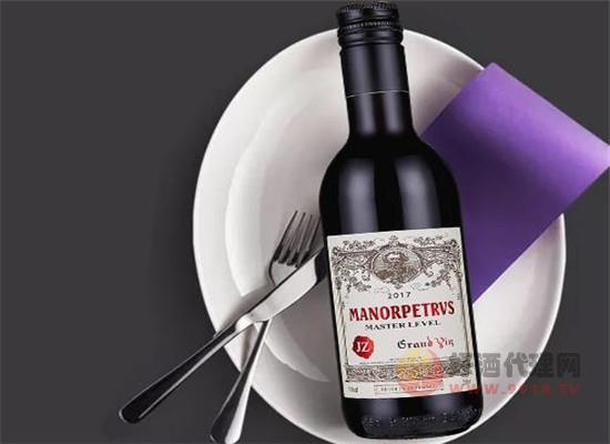 柏翠庄园大师干红葡萄酒口感如何,高品质好细节