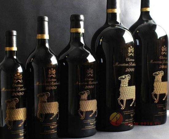 红酒为什么有超大容量,大瓶装红酒有哪些好处