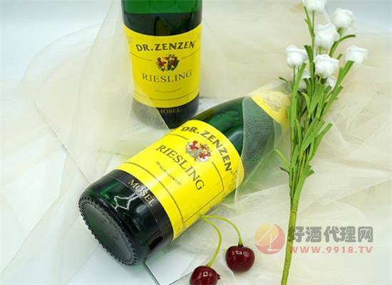 珍珍家族摩澤爾雷司令白葡萄酒好喝嗎,甜酒控心愛的葡萄酒