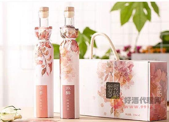 古堰畫鄉鮮花酒價格貴嗎,一瓶多少錢