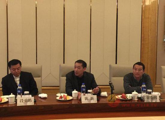遼寧天湖啤酒董事長陳新致全市消費者的一封信