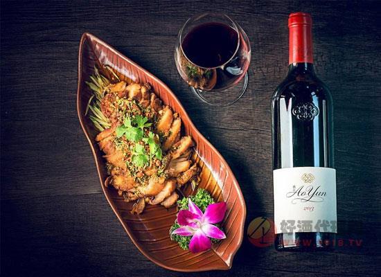 敖云2015年份干紅葡萄酒價格貴嗎,多少錢一瓶