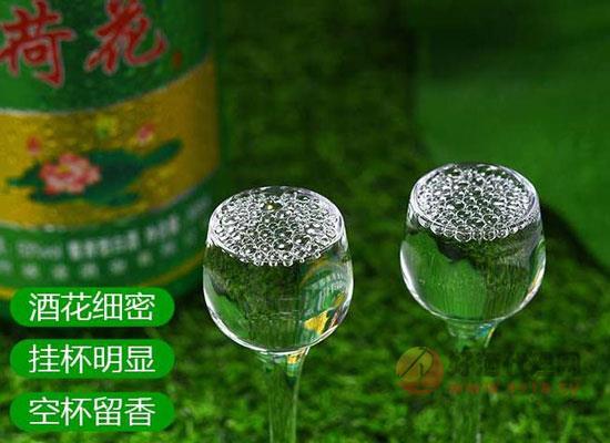 荷花酒酱香型53度价格如何,酱香荷花酒价格表和图片