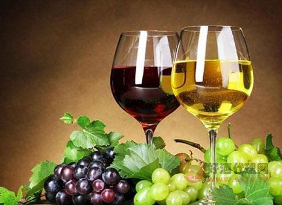 白葡萄酒是用白葡萄酿的吗,红白葡萄酒酿造有何区别