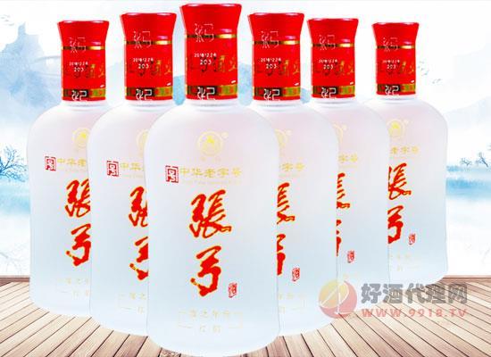 張弓紅韻濃香型白酒多少錢一瓶,味美價低,性價比高