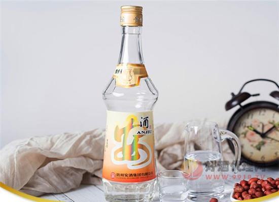 貴州安酒50度濃香型白酒價格是多少,多少錢一箱