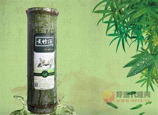 活竹酒是什么酒,只要是竹子都能做活竹酒嗎