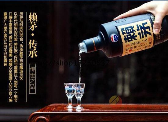 賴茅原漿酒53度價格表